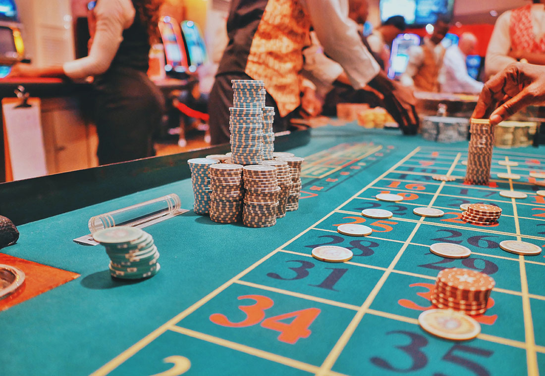 Choose a Casino Website that Offers you Security and Entertainment