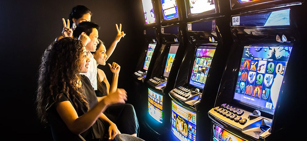 Land Based Slots Exposed as Money Pits