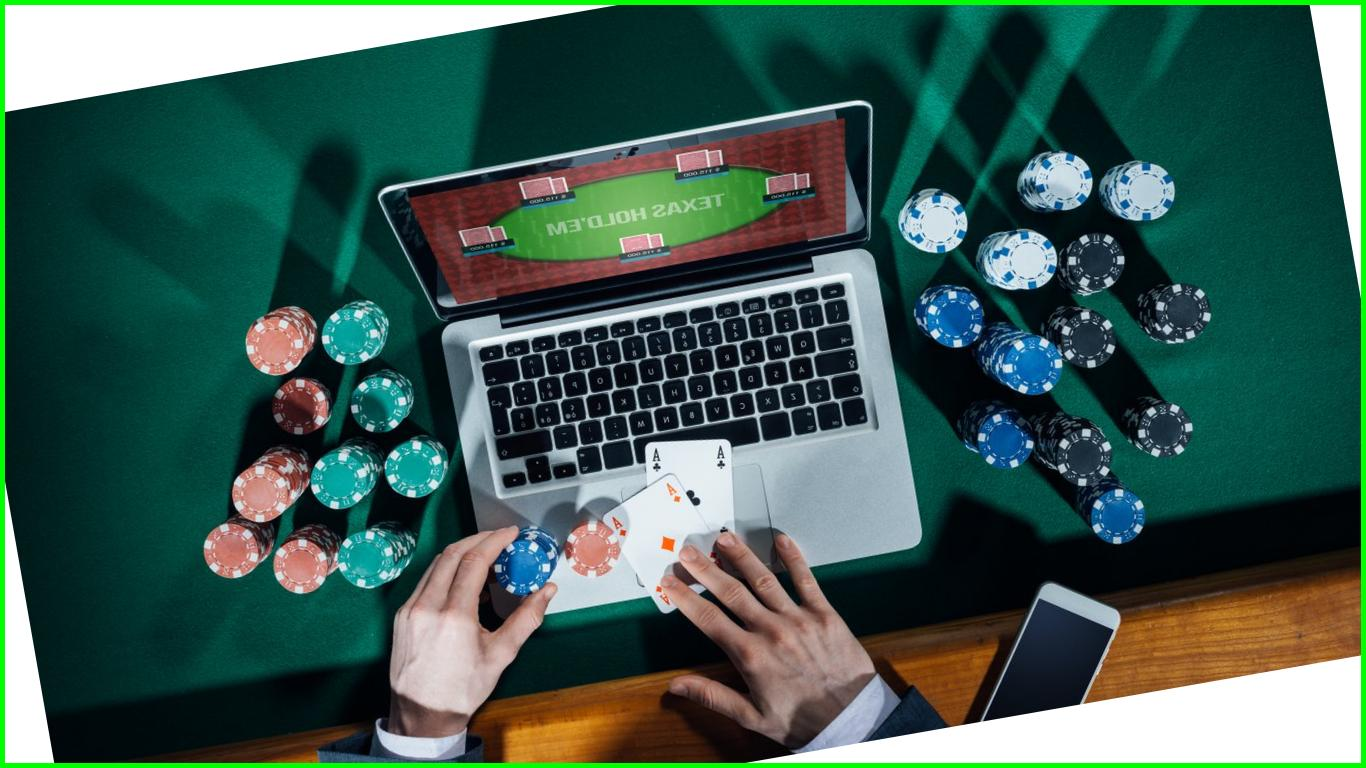 Maintain in Online Poker