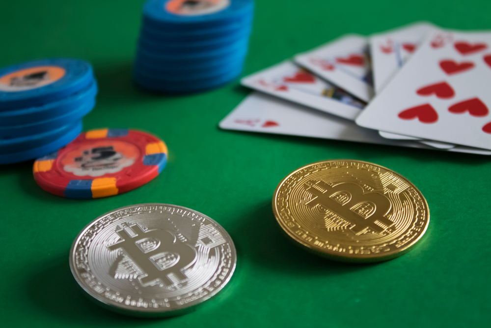 Bitcoin Betting Games